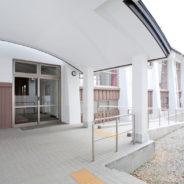 中学校武道場