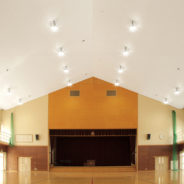 小学校体育館(湯田・速水)